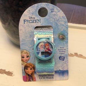 Disney Frozen watch